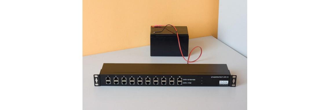 Proline EtherProtect UPS 10 PoE 24V